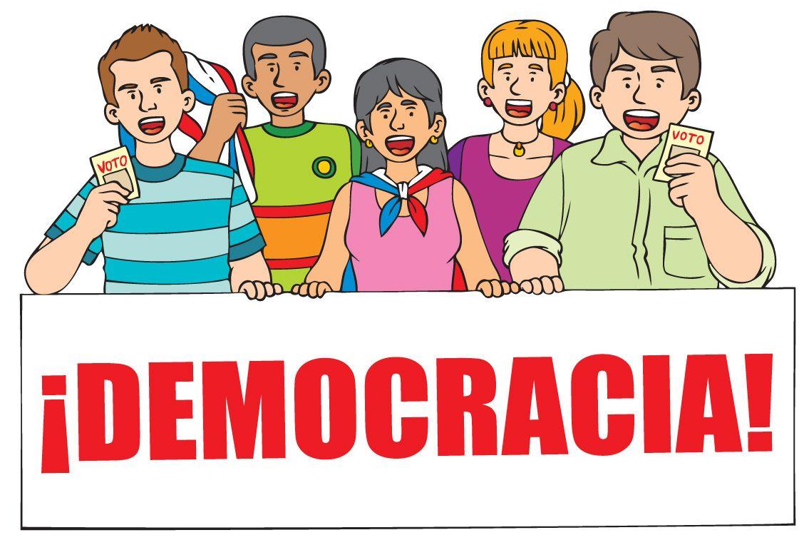 Principios de la democracia, conócelos aquí